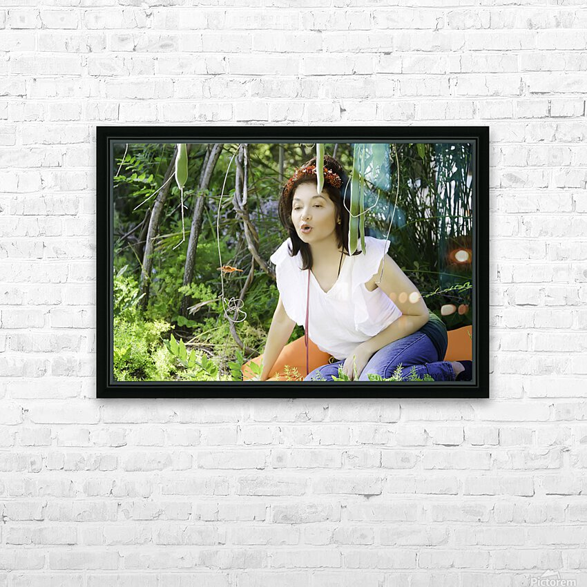 TELL ME MORE...Collection 6-6 HD Sublimation Metal print with Decorating Float Frame (BOX)