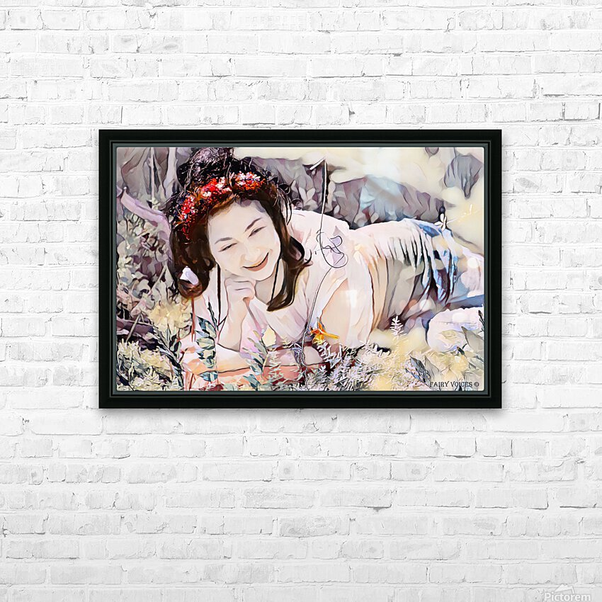 TELL ME MORE Art -Photo Collection  2-6 HD Sublimation Metal print with Decorating Float Frame (BOX)
