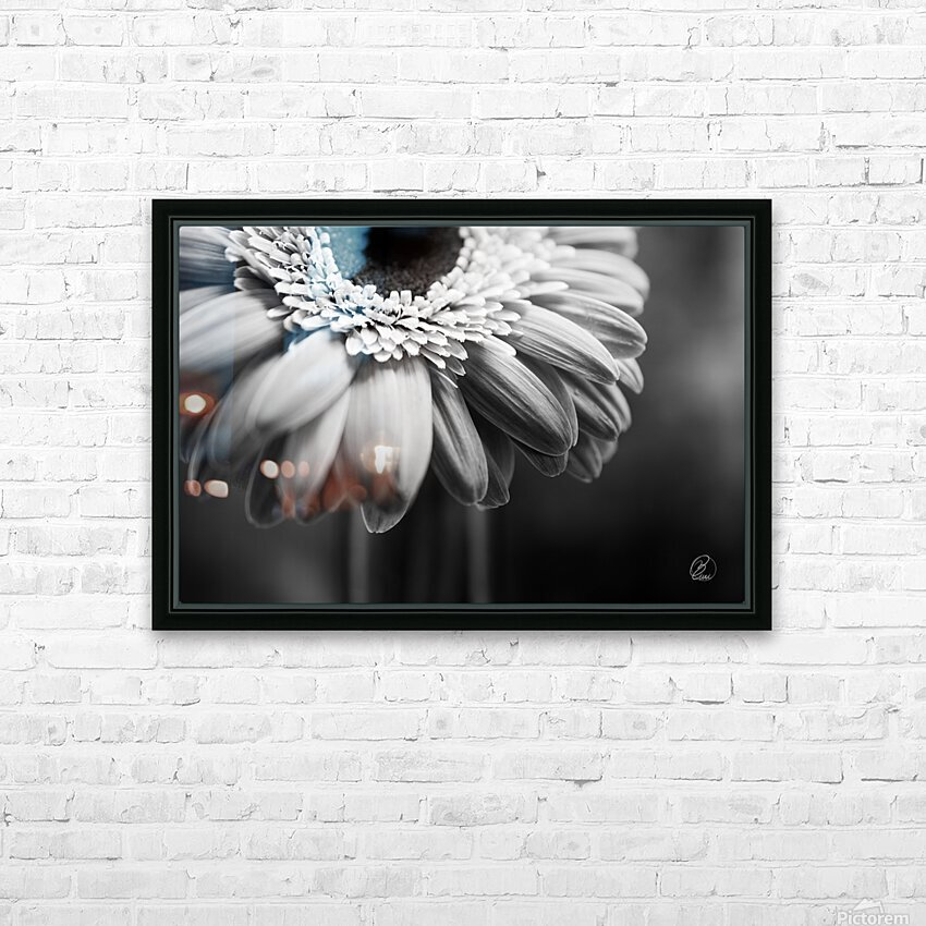 Ill Be There HD Sublimation Metal print with Decorating Float Frame (BOX)