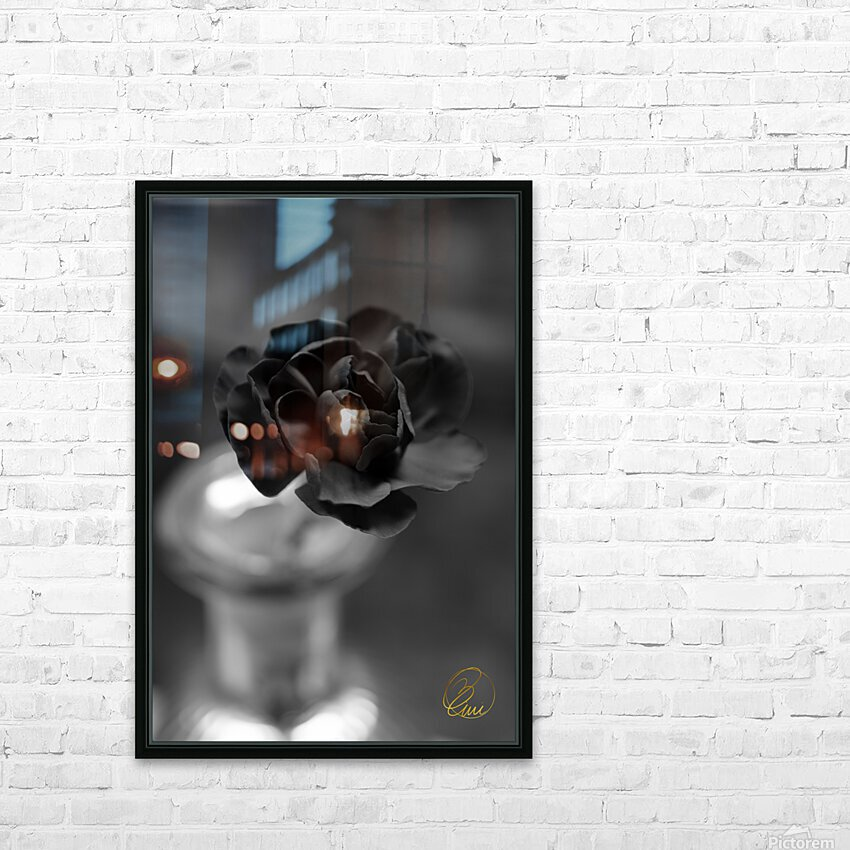 In an Instant  HD Sublimation Metal print with Decorating Float Frame (BOX)