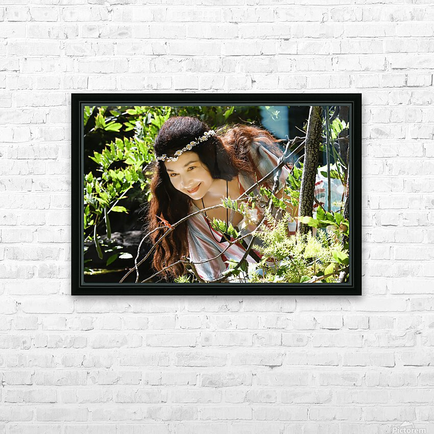 EVOKED BY NATURE Collection 2-4 HD Sublimation Metal print with Decorating Float Frame (BOX)