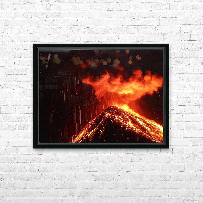 91F2C860 A3E8 45C5 A104 8B8026AB35B7 HD Sublimation Metal print with Decorating Float Frame (BOX)