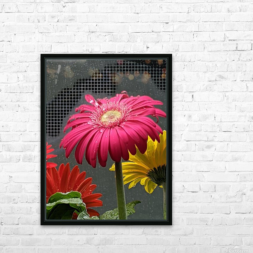 El Arte Del Amor HD Sublimation Metal print with Decorating Float Frame (BOX)