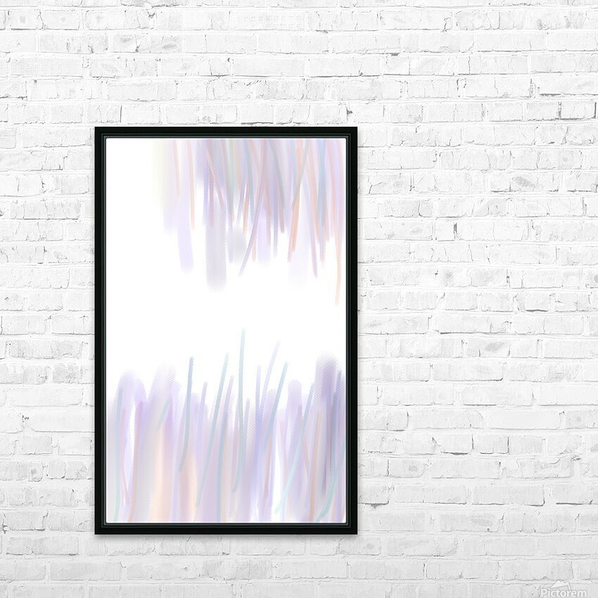 ABSTRACT PAINTING 70 HD Sublimation Metal print with Decorating Float Frame (BOX)
