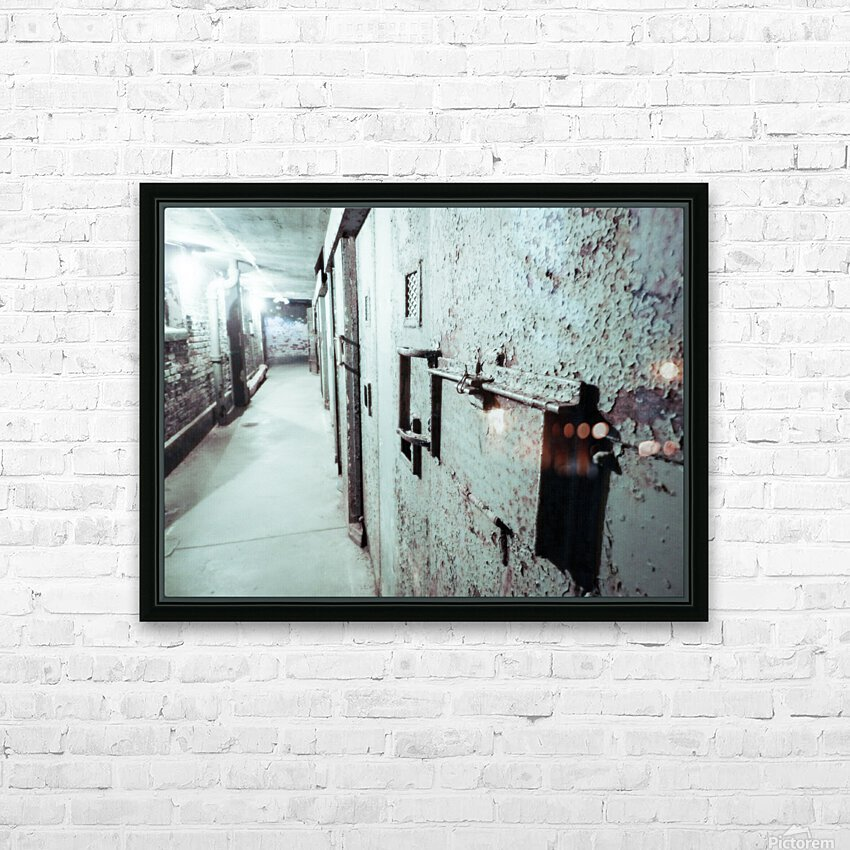 Solitary HD Sublimation Metal print with Decorating Float Frame (BOX)