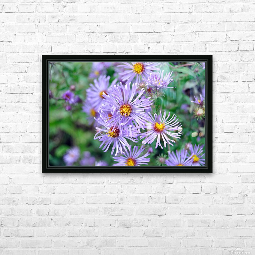 0056 HD Sublimation Metal print with Decorating Float Frame (BOX)