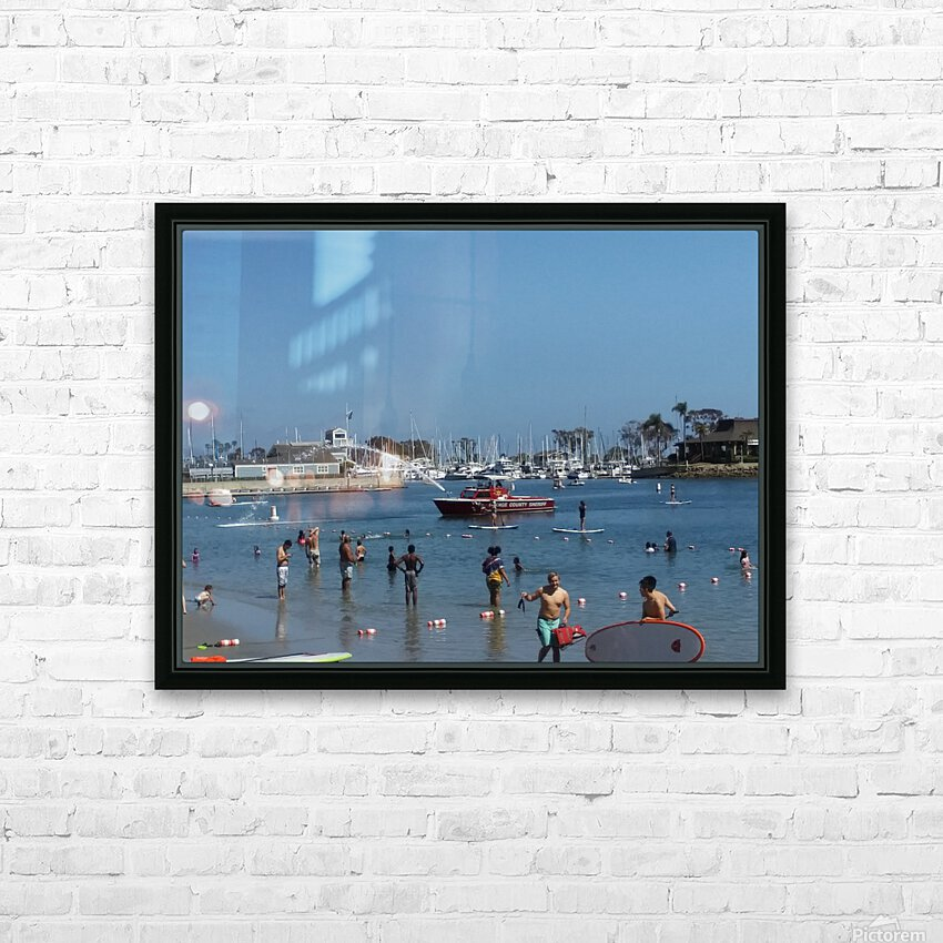inbound2011762751189608687 HD Sublimation Metal print with Decorating Float Frame (BOX)