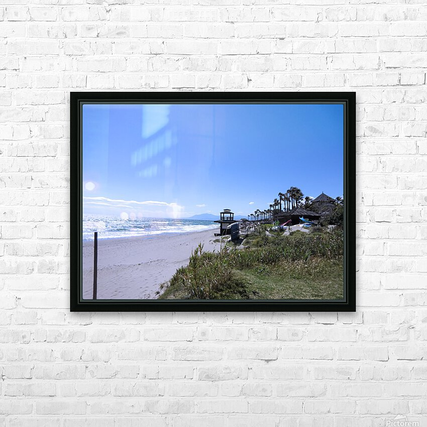 Costa del Sol Andalusia Spain 4 of 4 HD Sublimation Metal print with Decorating Float Frame (BOX)