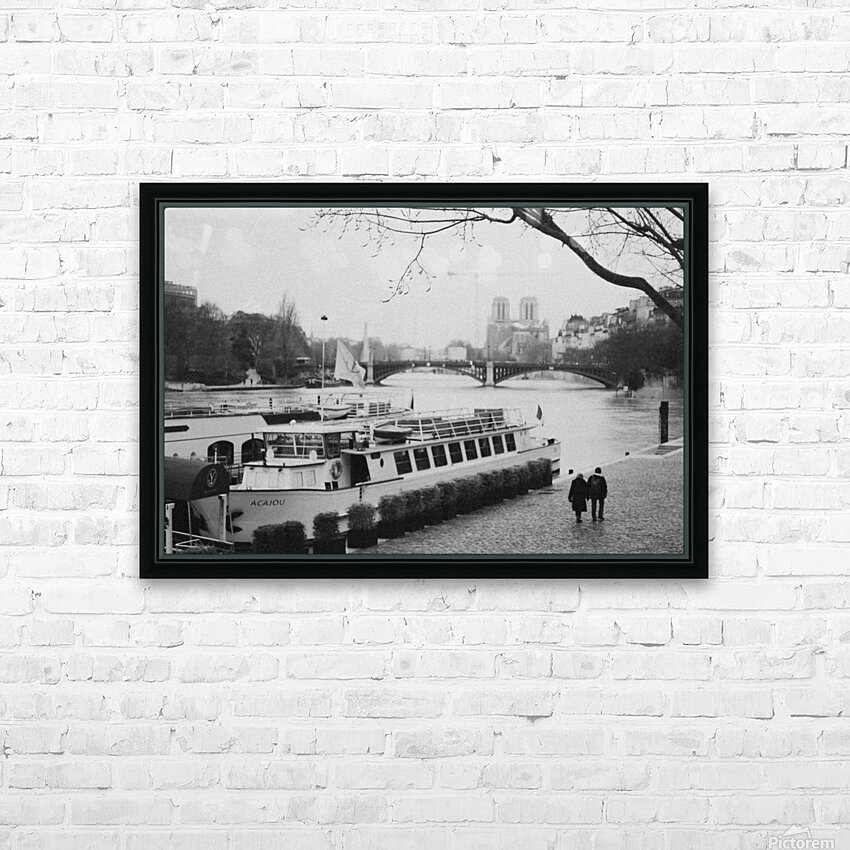IMG 0697 HD Sublimation Metal print with Decorating Float Frame (BOX)