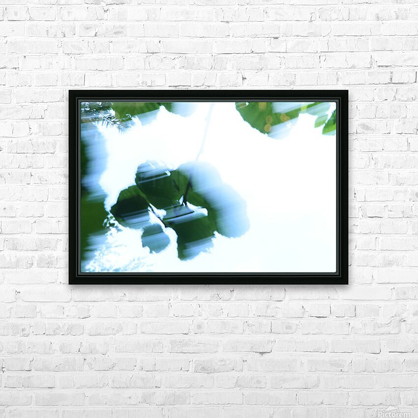 swift HD Sublimation Metal print with Decorating Float Frame (BOX)