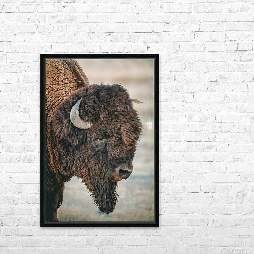 Cut the Bull HD Sublimation Metal print with Decorating Float Frame (BOX)
