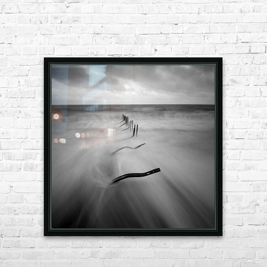 200113  P67 TRI X 002A HD Sublimation Metal print with Decorating Float Frame (BOX)