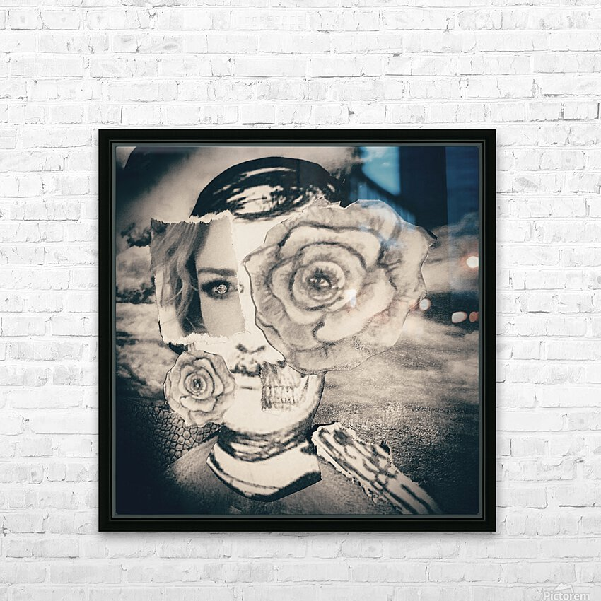 46E444B9 BDD4 4001 A1AD 3FE40A568B42 HD Sublimation Metal print with Decorating Float Frame (BOX)