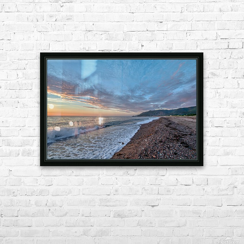 Eye Candy HD Sublimation Metal print with Decorating Float Frame (BOX)