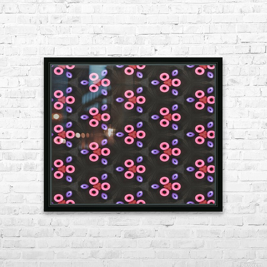 Pbeads HD Sublimation Metal print with Decorating Float Frame (BOX)