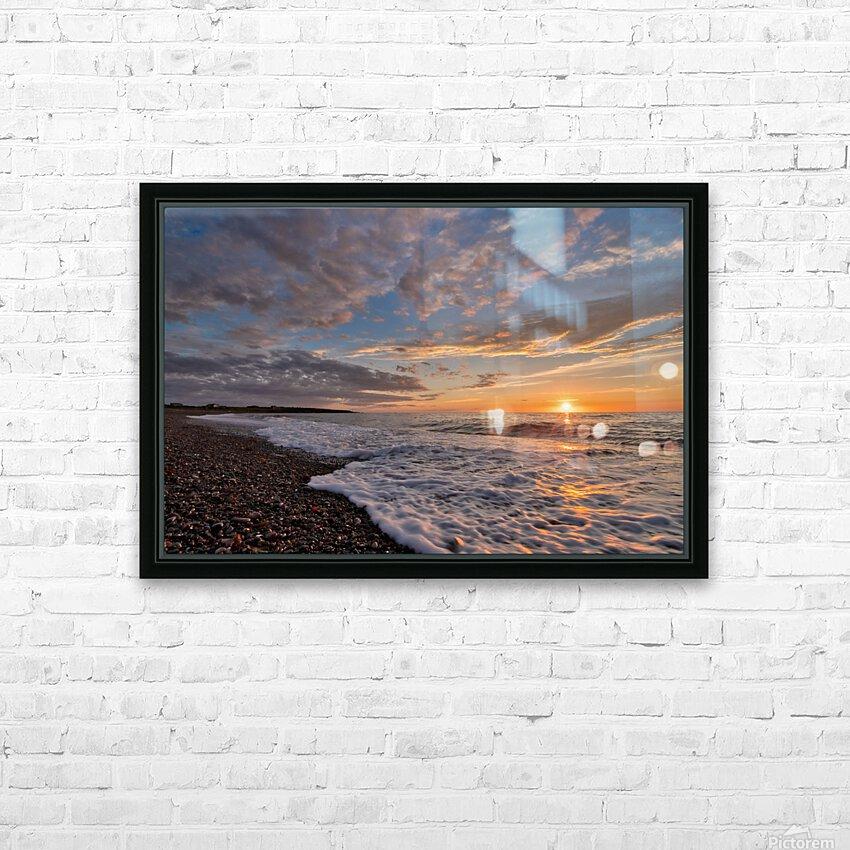 Cape Breton Pleasures HD Sublimation Metal print with Decorating Float Frame (BOX)