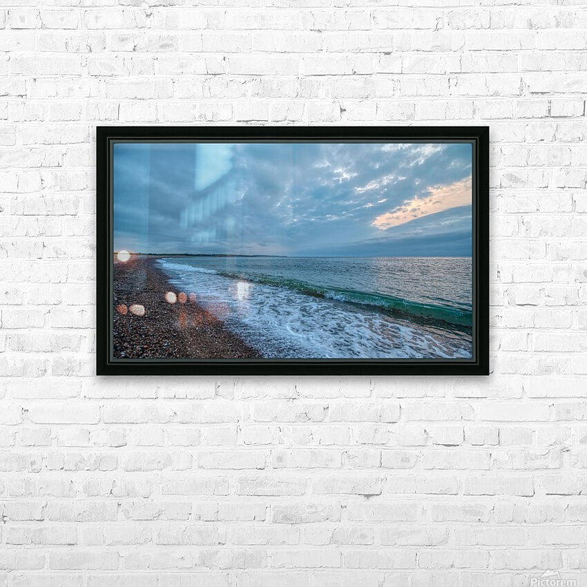 Quiet Soul HD Sublimation Metal print with Decorating Float Frame (BOX)