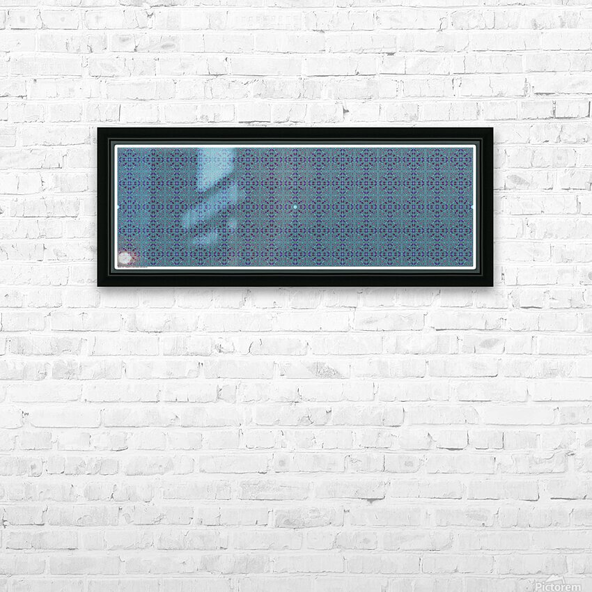 Banner 2503 HD Sublimation Metal print with Decorating Float Frame (BOX)