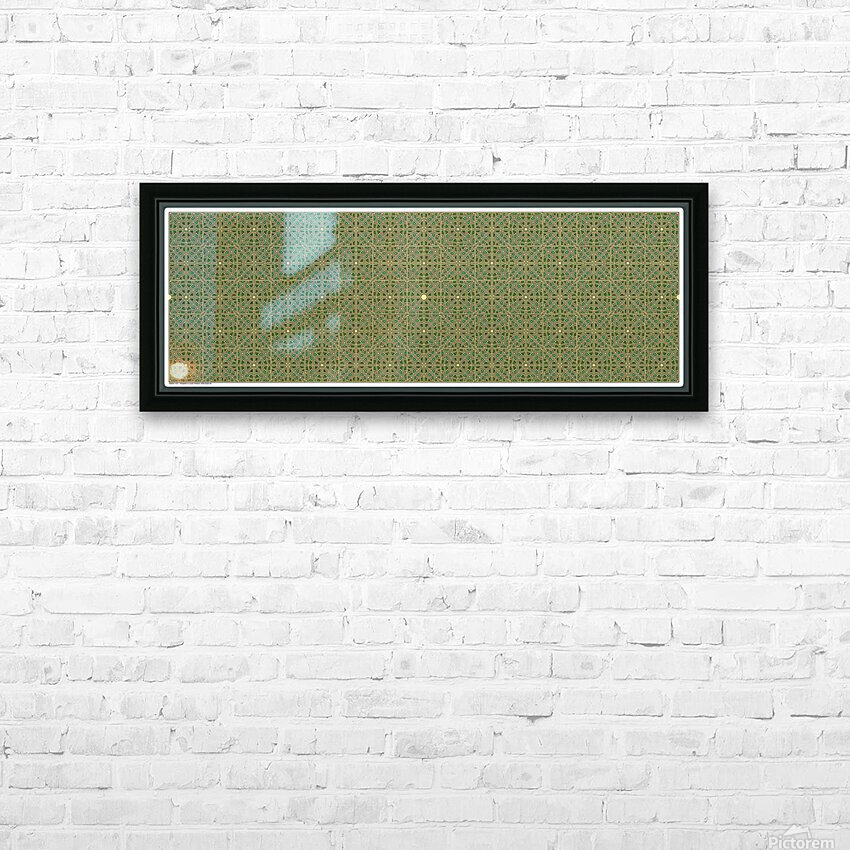 Banner 2501 HD Sublimation Metal print with Decorating Float Frame (BOX)