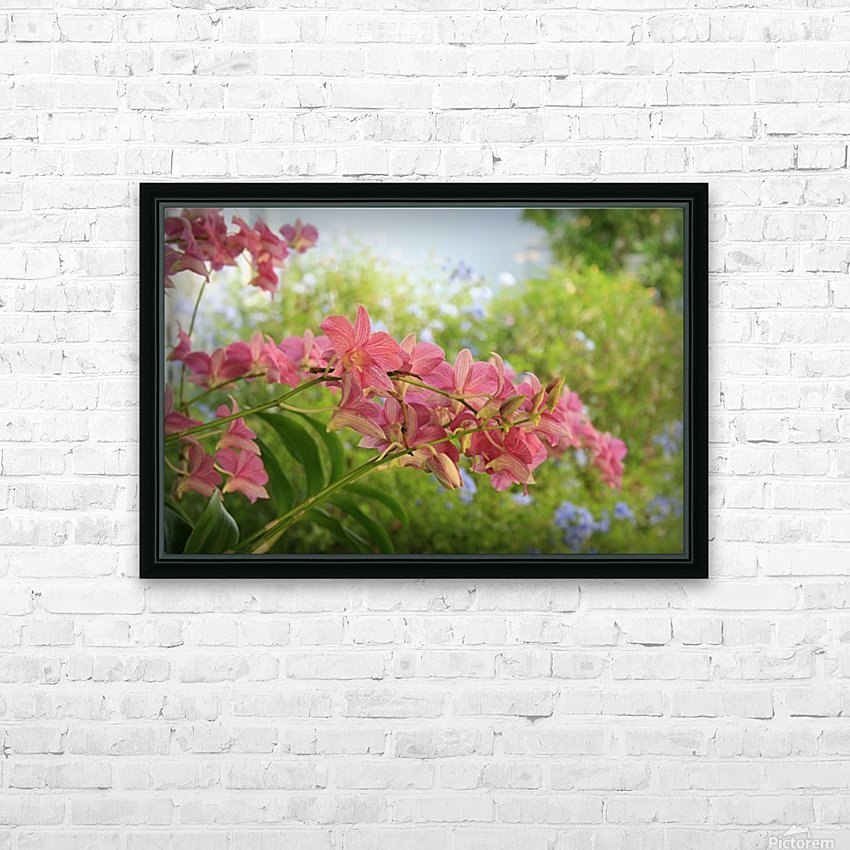 Nature - 02 HD Sublimation Metal print with Decorating Float Frame (BOX)