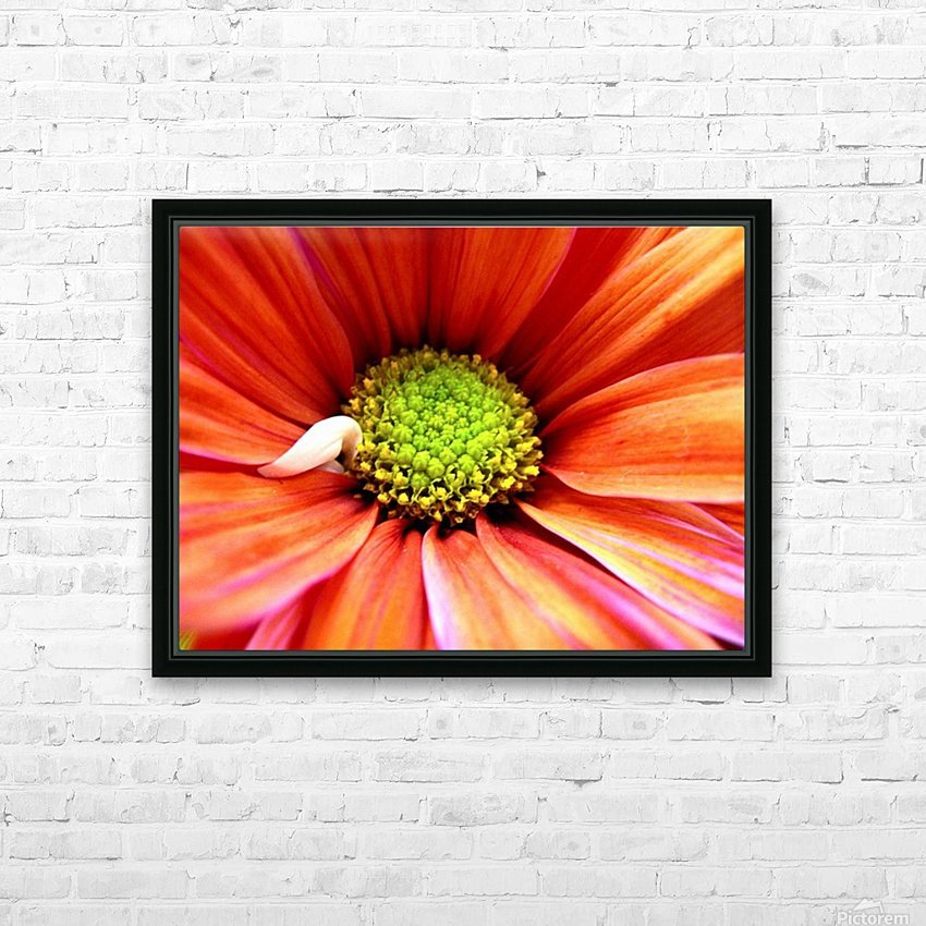Colorful HD Sublimation Metal print with Decorating Float Frame (BOX)