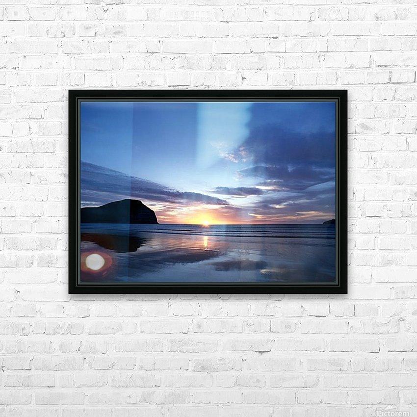 landscape_2_0184 HD Sublimation Metal print with Decorating Float Frame (BOX)