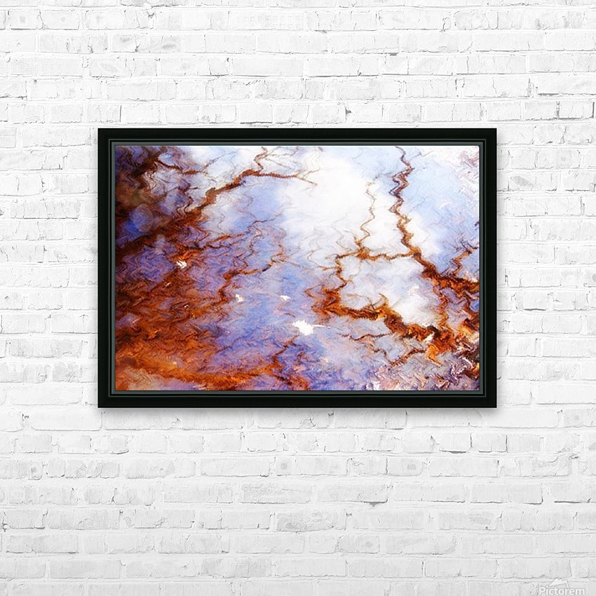 landscape_2_0493 HD Sublimation Metal print with Decorating Float Frame (BOX)