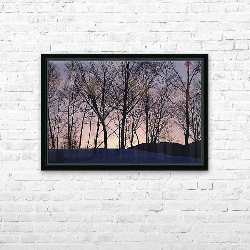 landscape_2_1031 HD Sublimation Metal print with Decorating Float Frame (BOX)