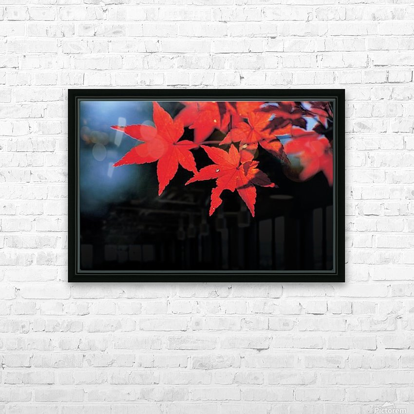 landscape_2_1134 HD Sublimation Metal print with Decorating Float Frame (BOX)
