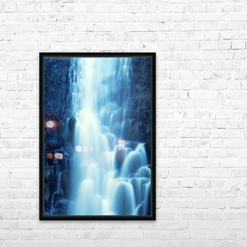landscape_2_1218 HD Sublimation Metal print with Decorating Float Frame (BOX)
