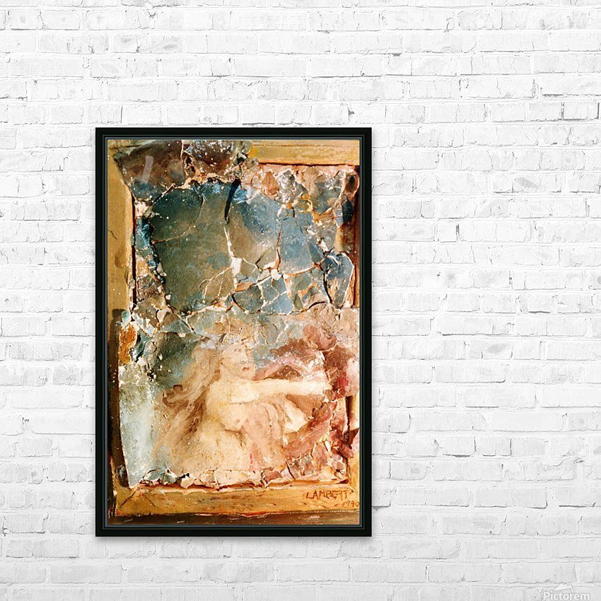 Consequenze della guerra HD Sublimation Metal print with Decorating Float Frame (BOX)
