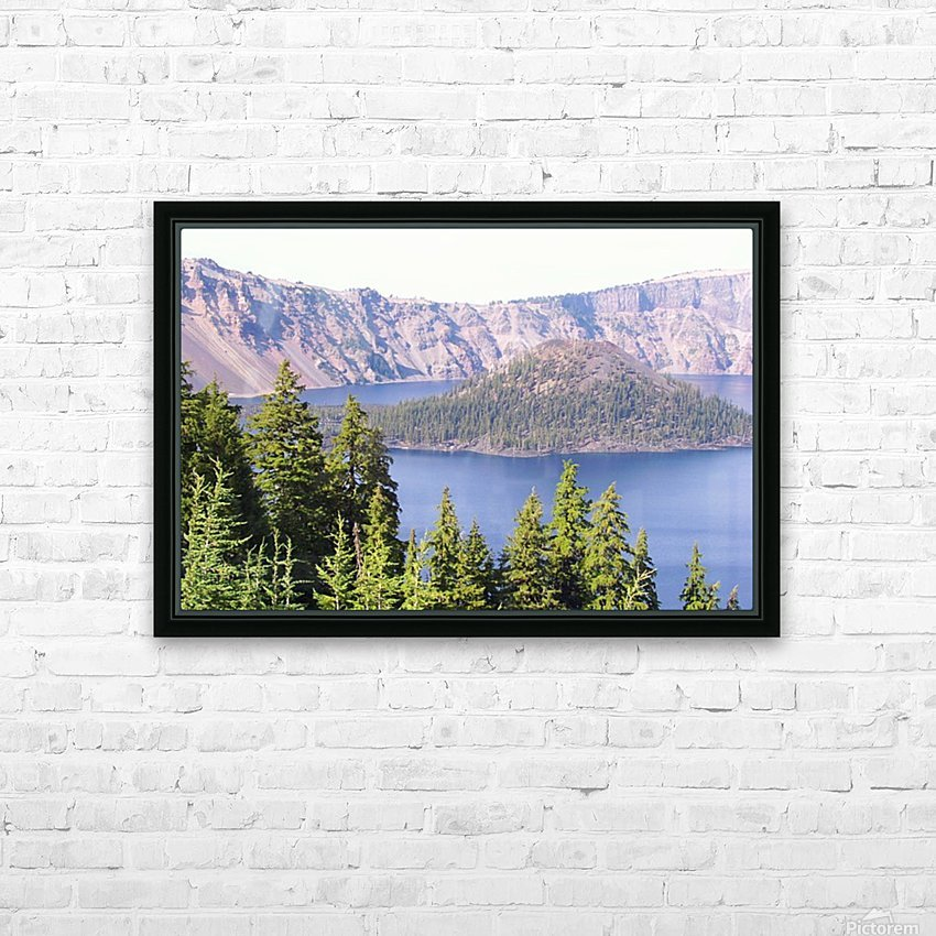 Trip to Oregon 2012 370 HD Sublimation Metal print with Decorating Float Frame (BOX)