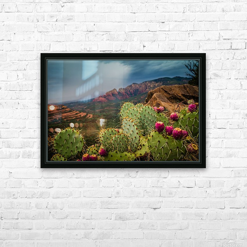 Arizona HD Sublimation Metal print with Decorating Float Frame (BOX)
