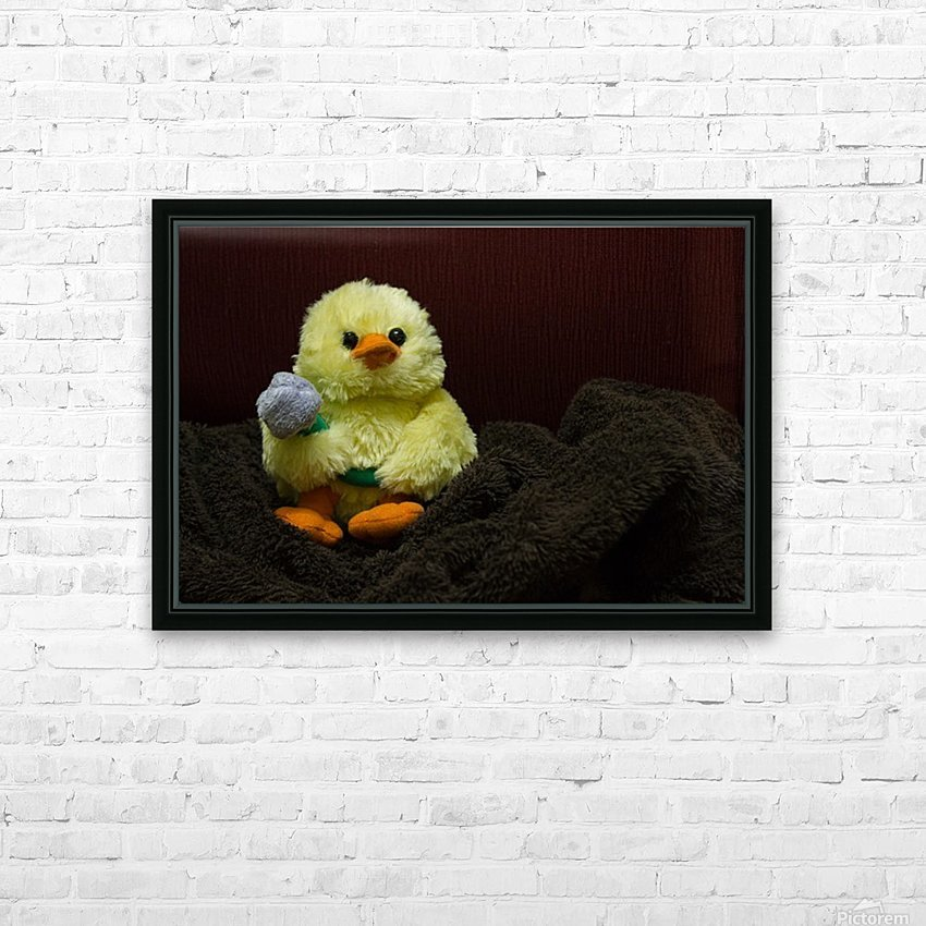 Tweety HD Sublimation Metal print with Decorating Float Frame (BOX)