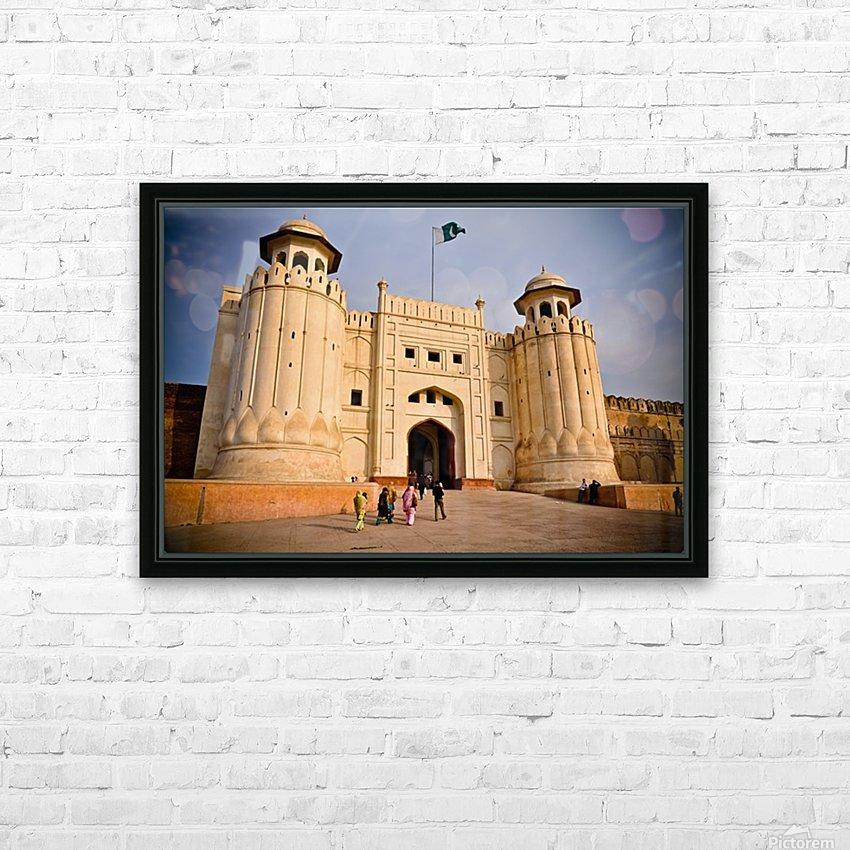 Lahore Fort - Jure Brkinjac - Canvas Artwork