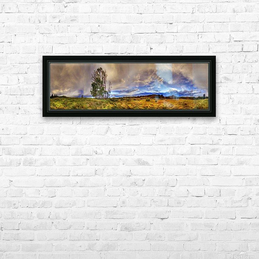 Bentley_Sunset_MG_8404EditedBR HD Sublimation Metal print with Decorating Float Frame (BOX)
