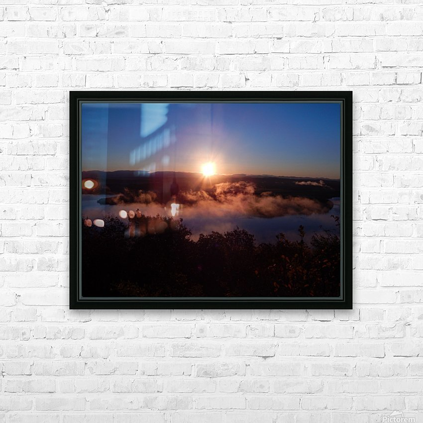 New Beginnings  HD Sublimation Metal print with Decorating Float Frame (BOX)
