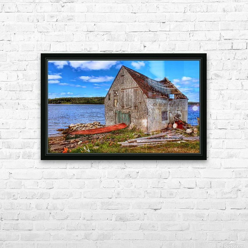 IMG_5545 HD Sublimation Metal print with Decorating Float Frame (BOX)