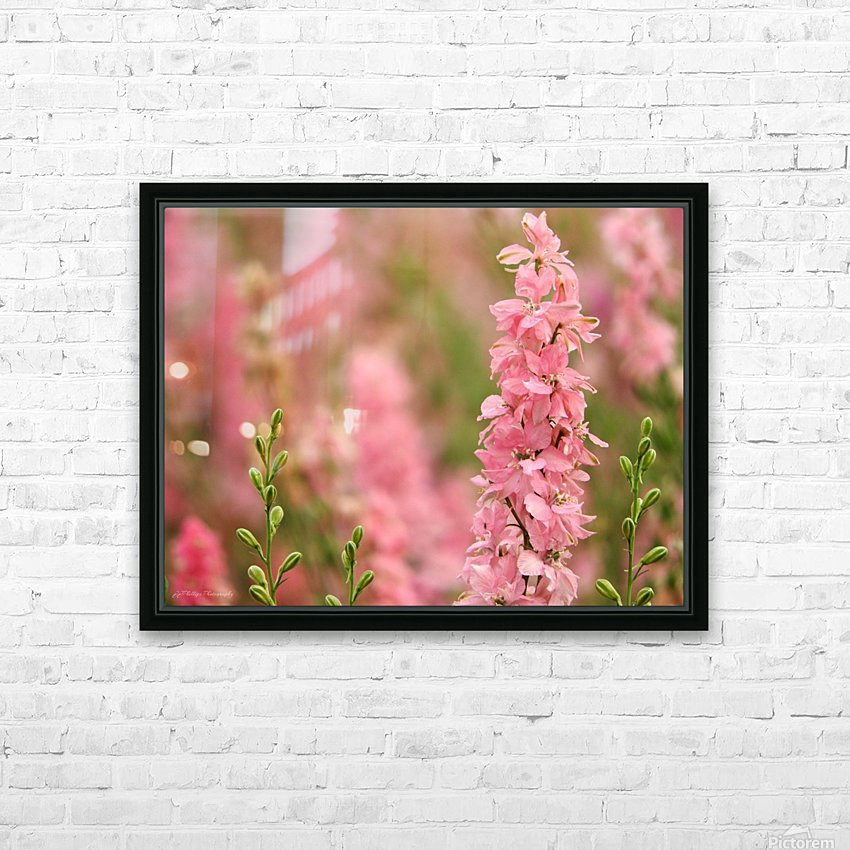 Dreamy HD Sublimation Metal print with Decorating Float Frame (BOX)