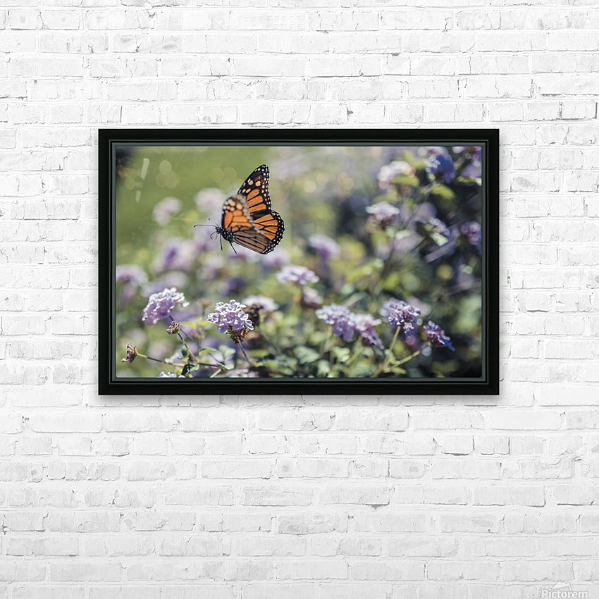 Exploration HD Sublimation Metal print with Decorating Float Frame (BOX)