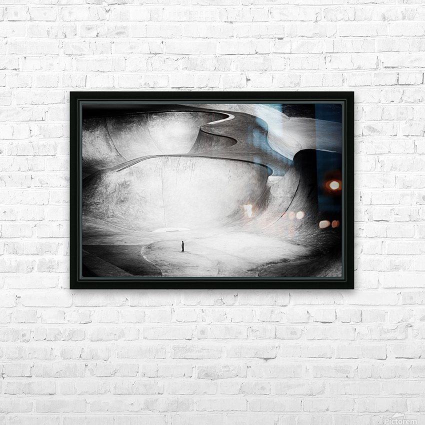 Beyond Reality HD Sublimation Metal print with Decorating Float Frame (BOX)