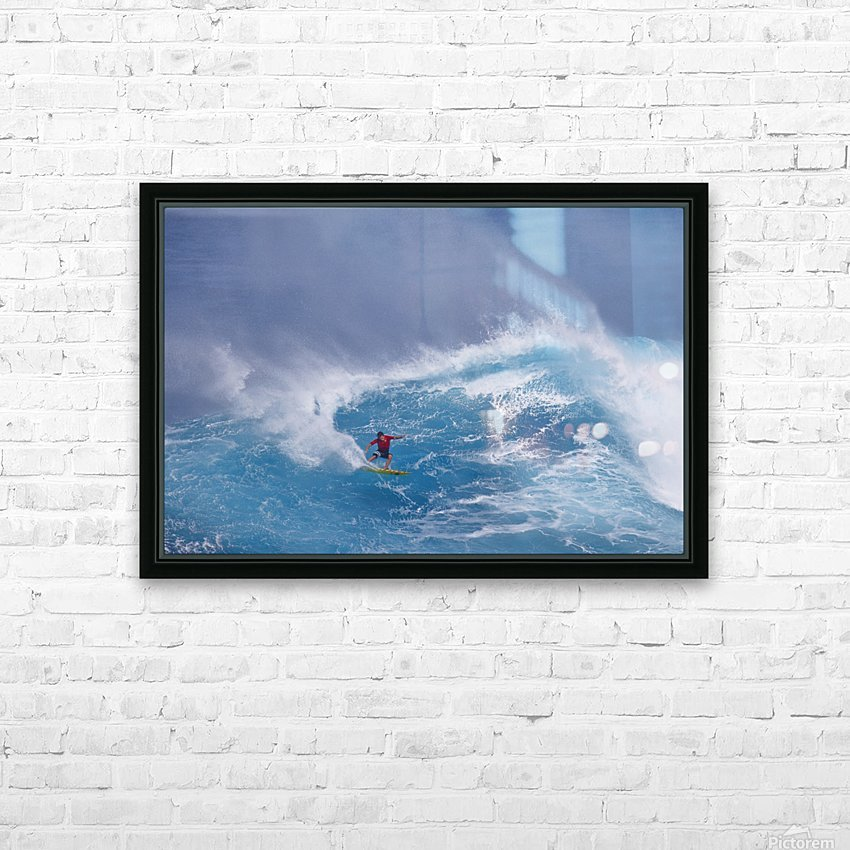 Daredevil HD Sublimation Metal print with Decorating Float Frame (BOX)