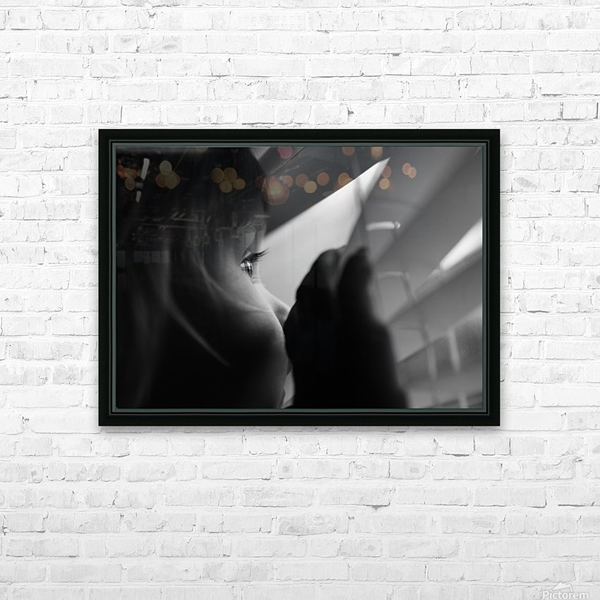 Searching for something HD Sublimation Metal print with Decorating Float Frame (BOX)
