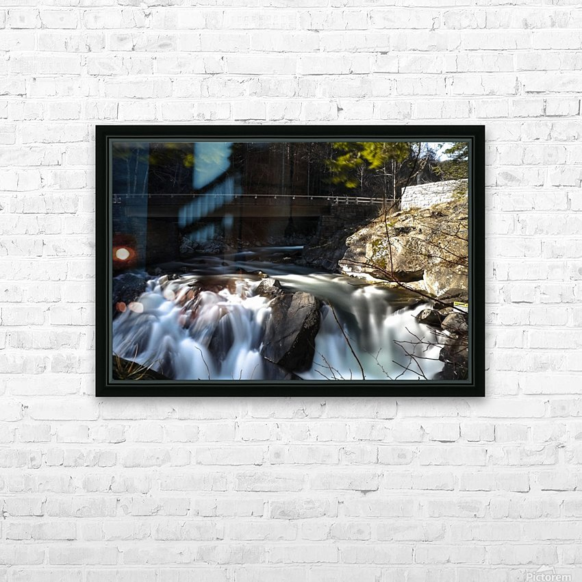 P1240623 HD Sublimation Metal print with Decorating Float Frame (BOX)