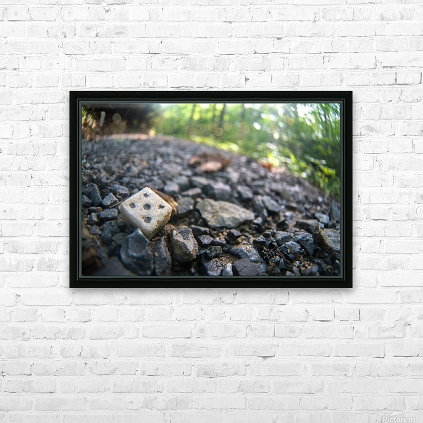 P1450797 HD Sublimation Metal print with Decorating Float Frame (BOX)