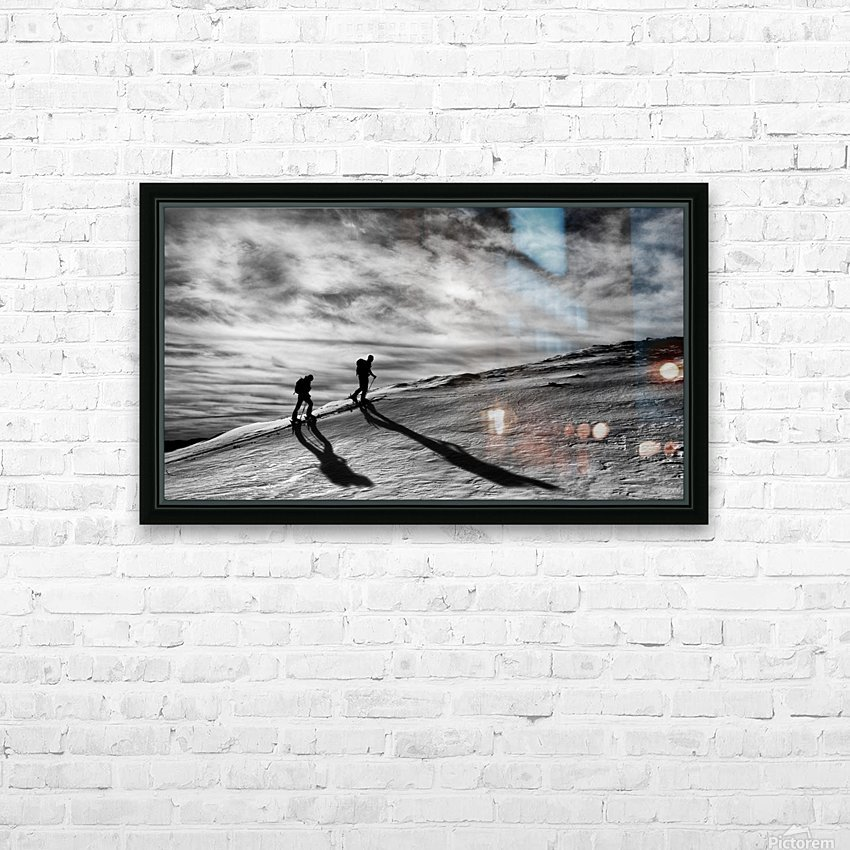 Step by step HD Sublimation Metal print with Decorating Float Frame (BOX)