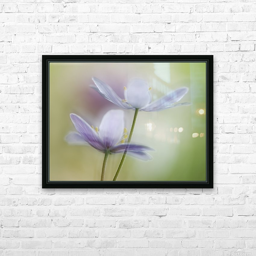 Two of a kind HD Sublimation Metal print with Decorating Float Frame (BOX)