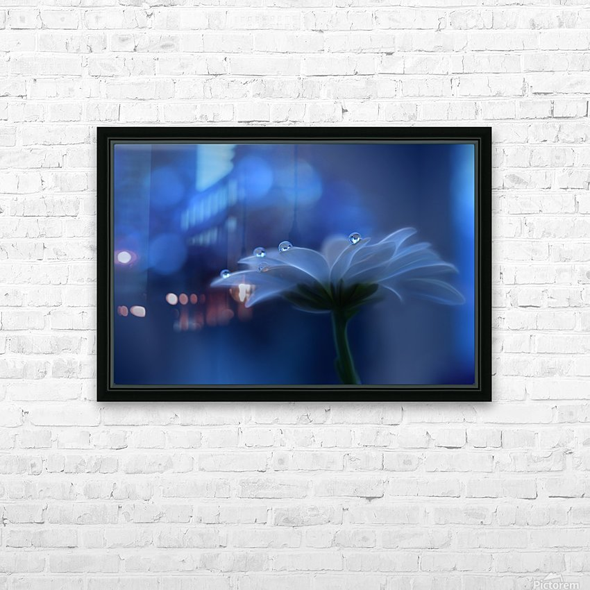 Space Dreams... HD Sublimation Metal print with Decorating Float Frame (BOX)