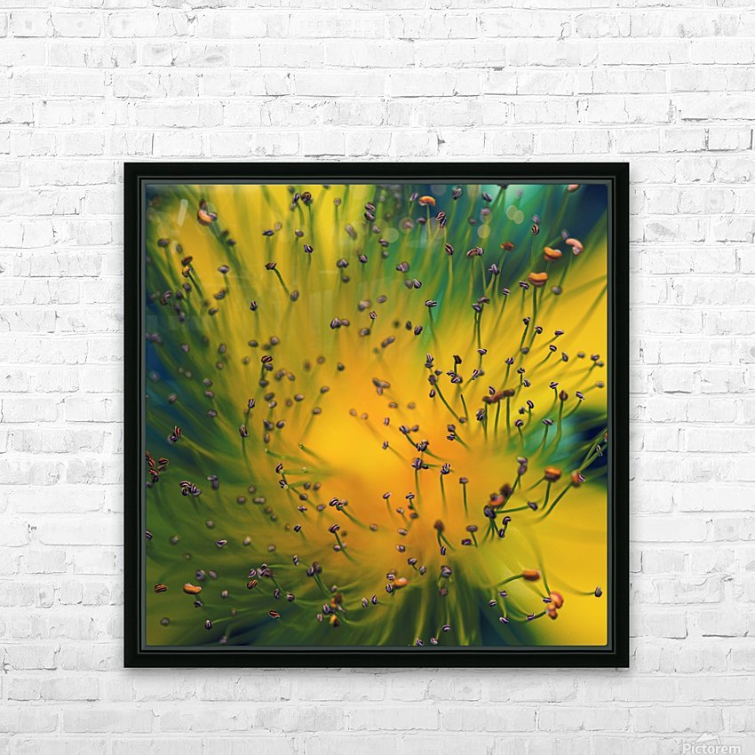 Creation HD Sublimation Metal print with Decorating Float Frame (BOX)
