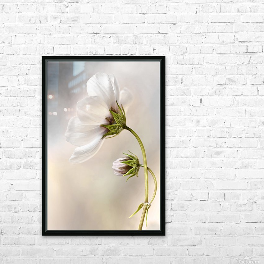 Cosmos HD Sublimation Metal print with Decorating Float Frame (BOX)